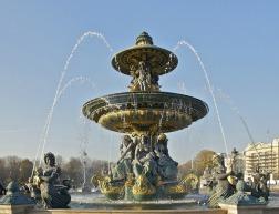 Parijs Fontein