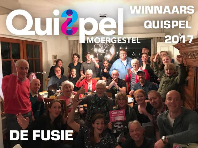 Quispel winnaars 2017