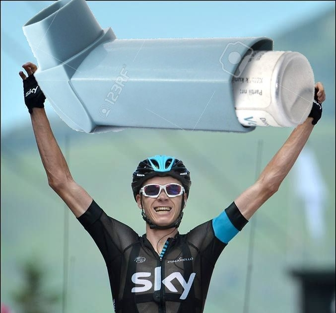 froome opgelucht